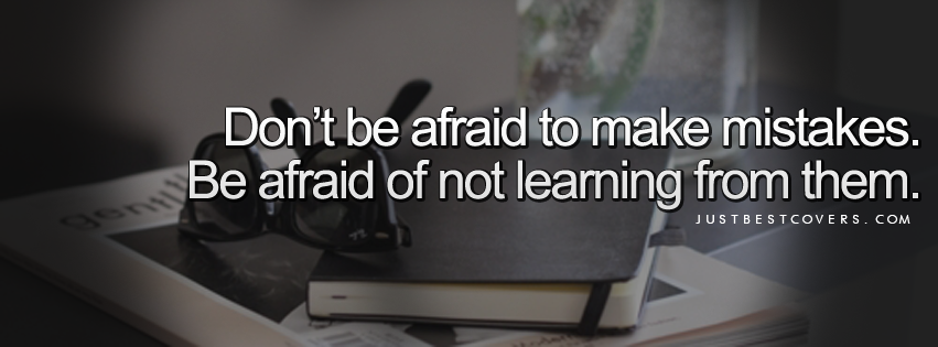 Quotes About Learn From Mistakes 217 Quotes