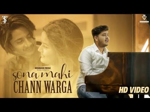 Sona Mahi Chann Warga Lyrics  | Parv Mishra