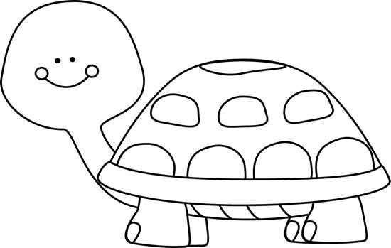 Kaplumbaga Boyama Sayfasi 2 Okul öncesi Etkinlik Faliyetleri