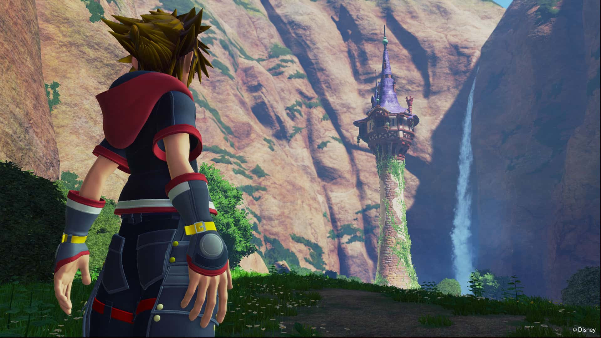 Kingdom Hearts 3 will have fewer Disney Worlds than KH2 screenshot