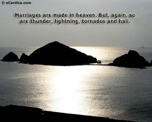 Quotes About Marriage Made In Heaven 48 Quotes