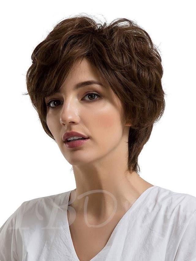 قصات شعر للسمر بنات : شعر كيرلي طبيعي , اجمل قصات الشعر - دلع ورد