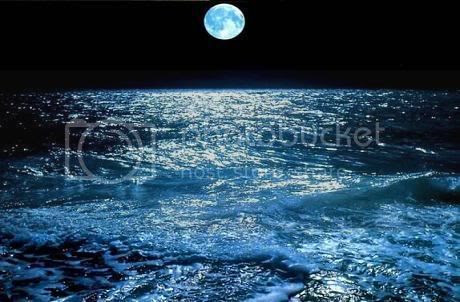 Ocean Moon Pictures, Images and Photos