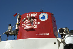 Alvin's hatch