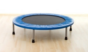Mini Tramp Rebounder