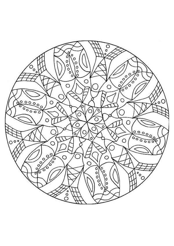 Dibujos De Mandalas De Animales Para Colorear 21 Dibujos Para