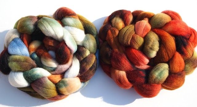 FCK-Fiber Club October 2011-5oz Polwarth-Early American