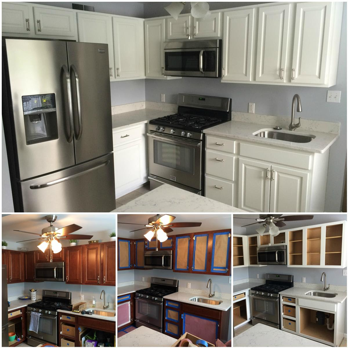 Cabinet Refinishing | Kennedy Painting