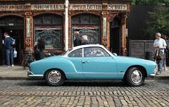 Blue Ghia