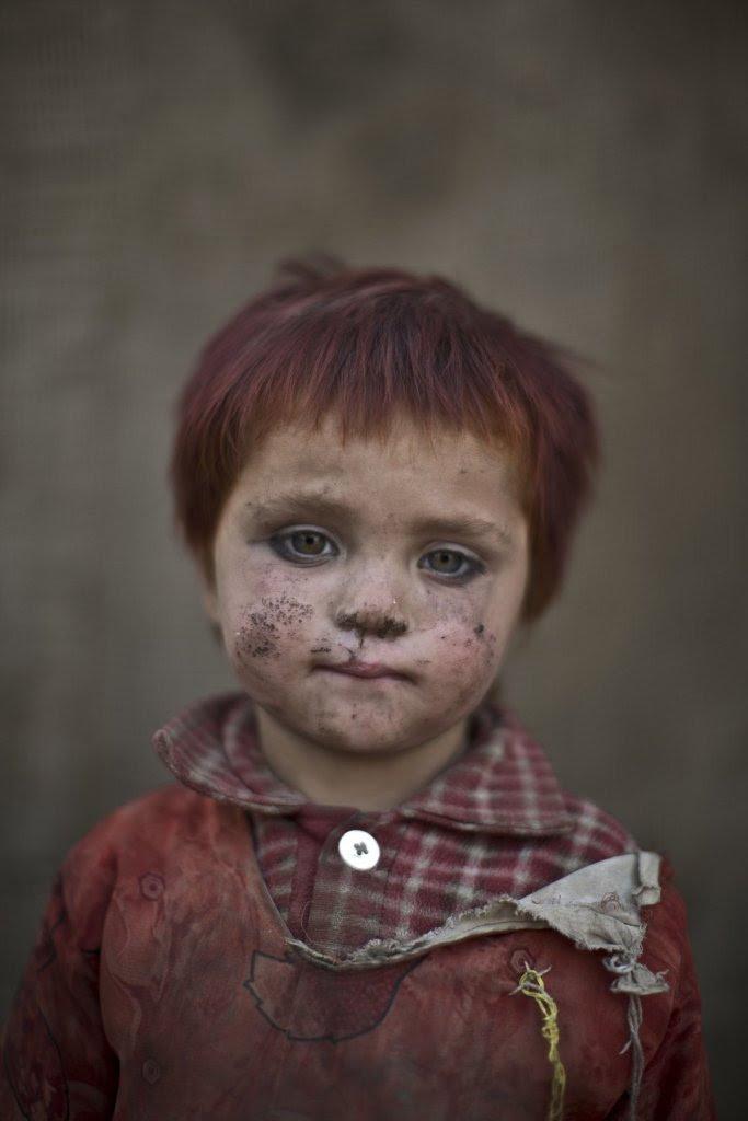 Gul Bibi Shamra, 3 ετών