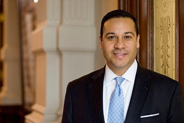 Texas representative Jason Villalba
