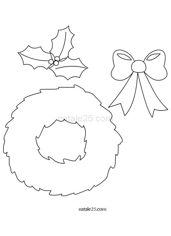 Come Realizzare Una Corona Davvento Di Carta Natale 25