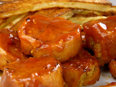 E.A.T World: Germany, Currywurst