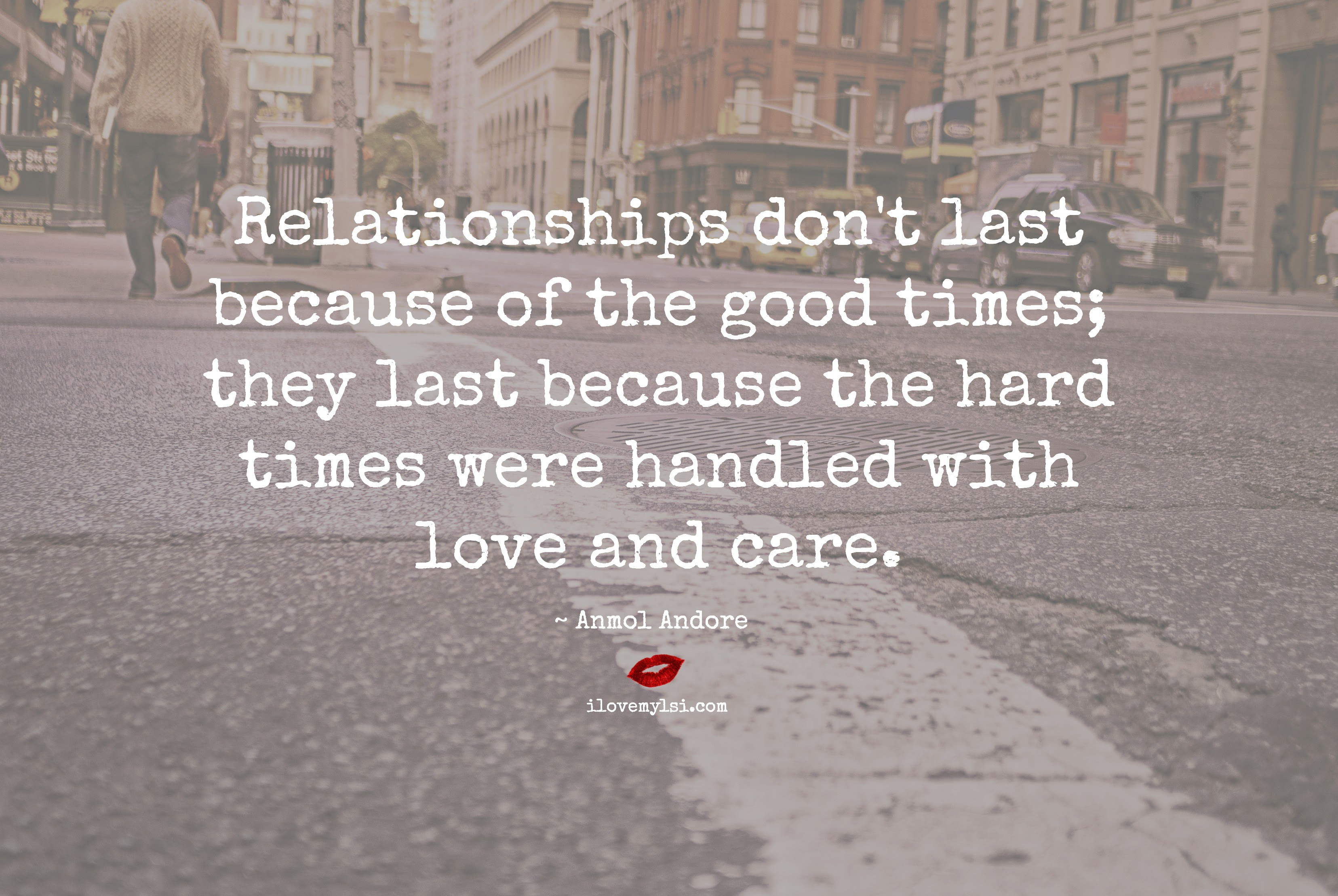 Quotes About Relationship Hard Times 21 Quotes