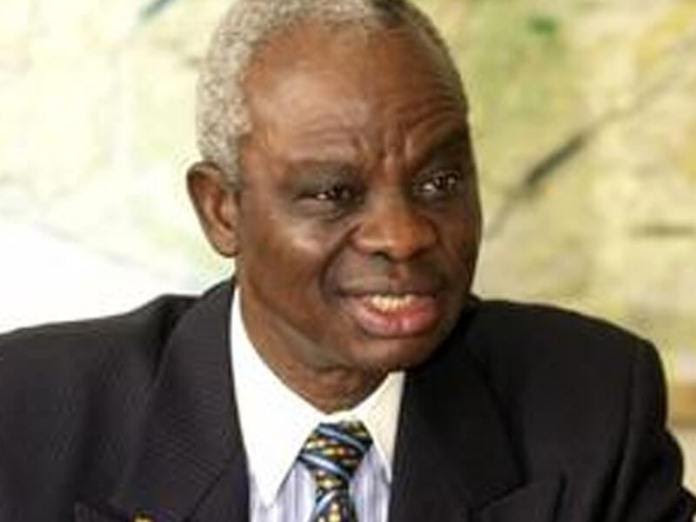 Ex-Foreign Minister, Adeniji is dead