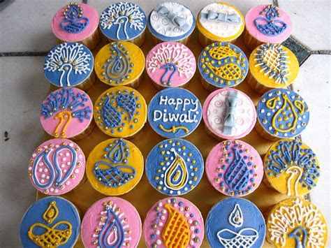 Cakes and Cupcakes for Diwali   The festival of Light