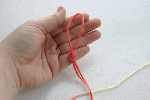 Slipknot for Knit or Crochet