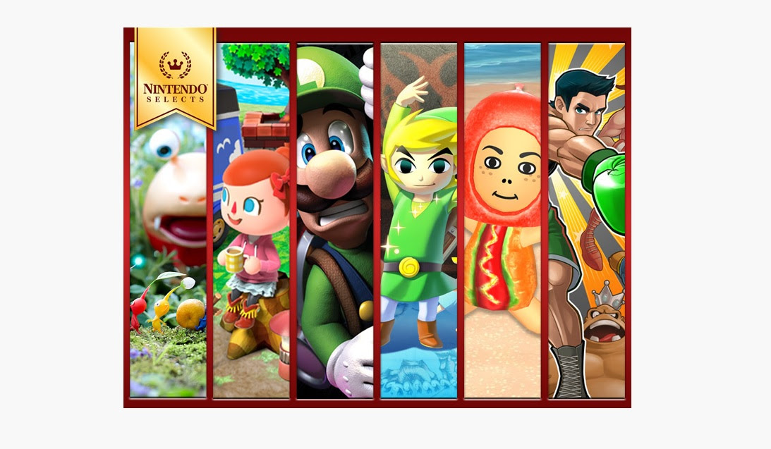 My Nintendo get some new rewards for June, hold your applause screenshot