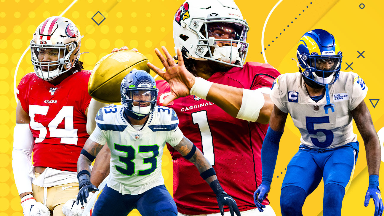 Evaluating the NFC West -- Cardinals and Rams target title; Seahawks and 49ers solve QB quandaries