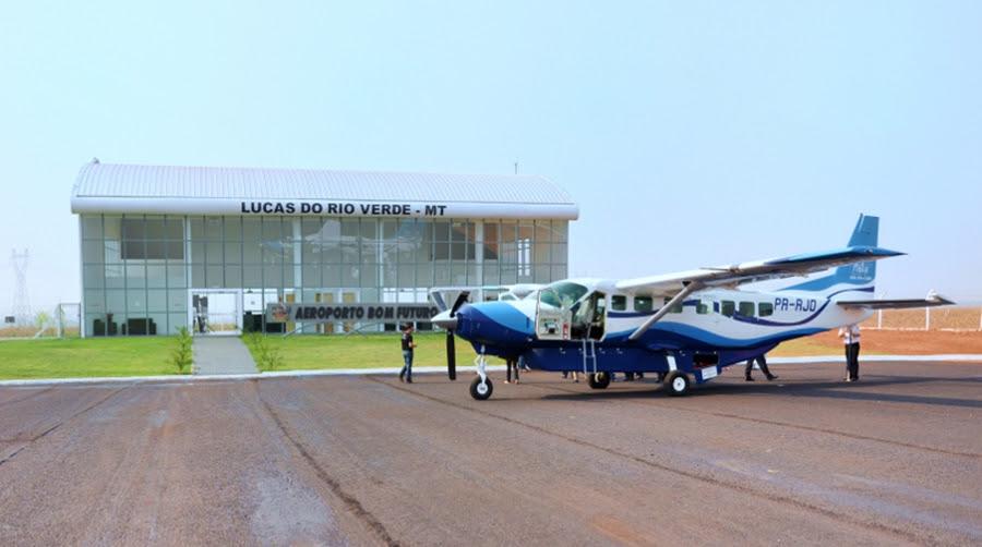 Companhia Aérea adia início de voos em Tangará de Serra e Lucas do Rio Verde