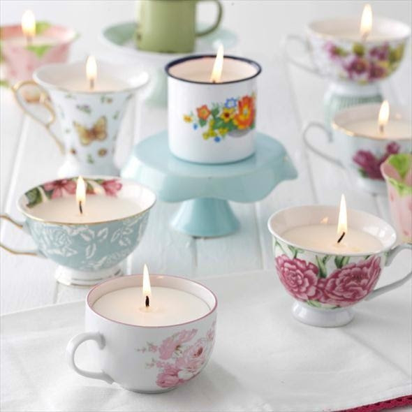 Teacup Candles Pictures, Photos, and Images for Facebook ...