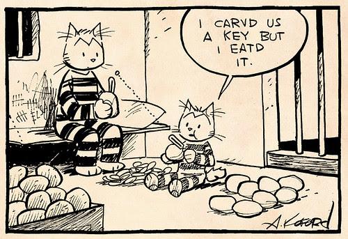 Laugh-Out-Loud Cats #1938 by Ape Lad