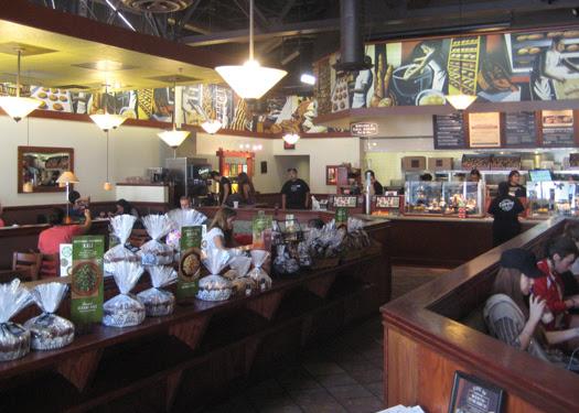 Corner Bakery Cafe serves up gluten-friendly grilled ...