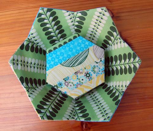 Flowering Coaster Set