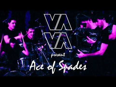 [Videotheque] Vain Valkyries - Ace of Spades (Motorhead cover)