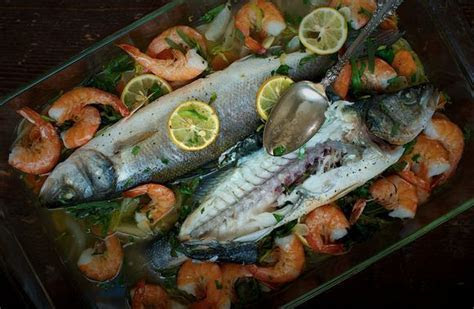 Loup de Mer (  5 Ways to Make Yourself a Better Cook)