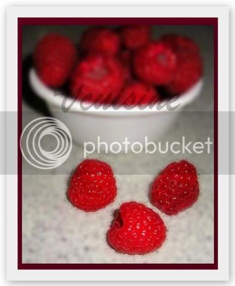 Fresh Raspberry Cream Cheese Coffee Cake Recipe