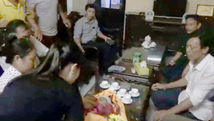 Bệnh viện đa khoa Quốc Oai, bệnh viện tắc trác, bé sơ sinh tử vong, thi thể hài nhi