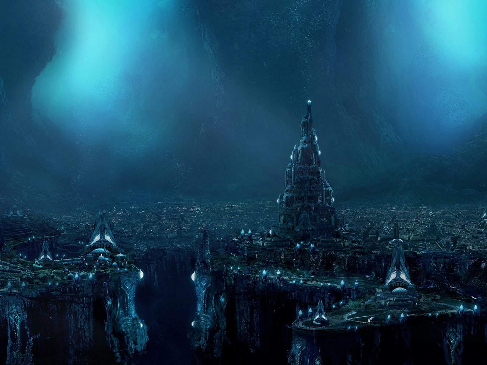 Atlantis The Lost Empire Rp Open Virtual Space Amino