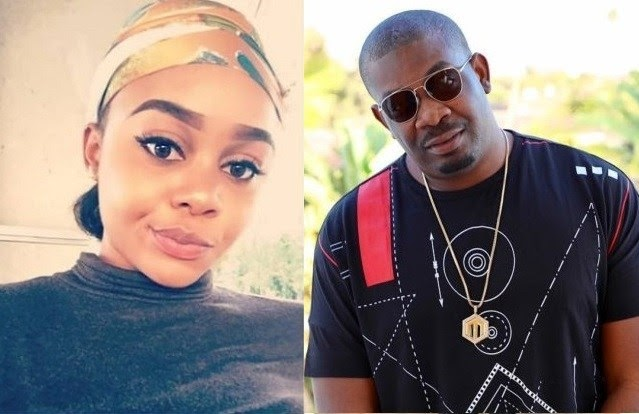 Don Jazzy Replies Lady Who Says She's Pregnant For Him
