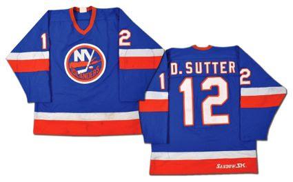 New York Islanders 81-82 jersey, New York Islanders 81-82 jersey