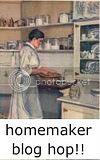 Homemaker blog hop