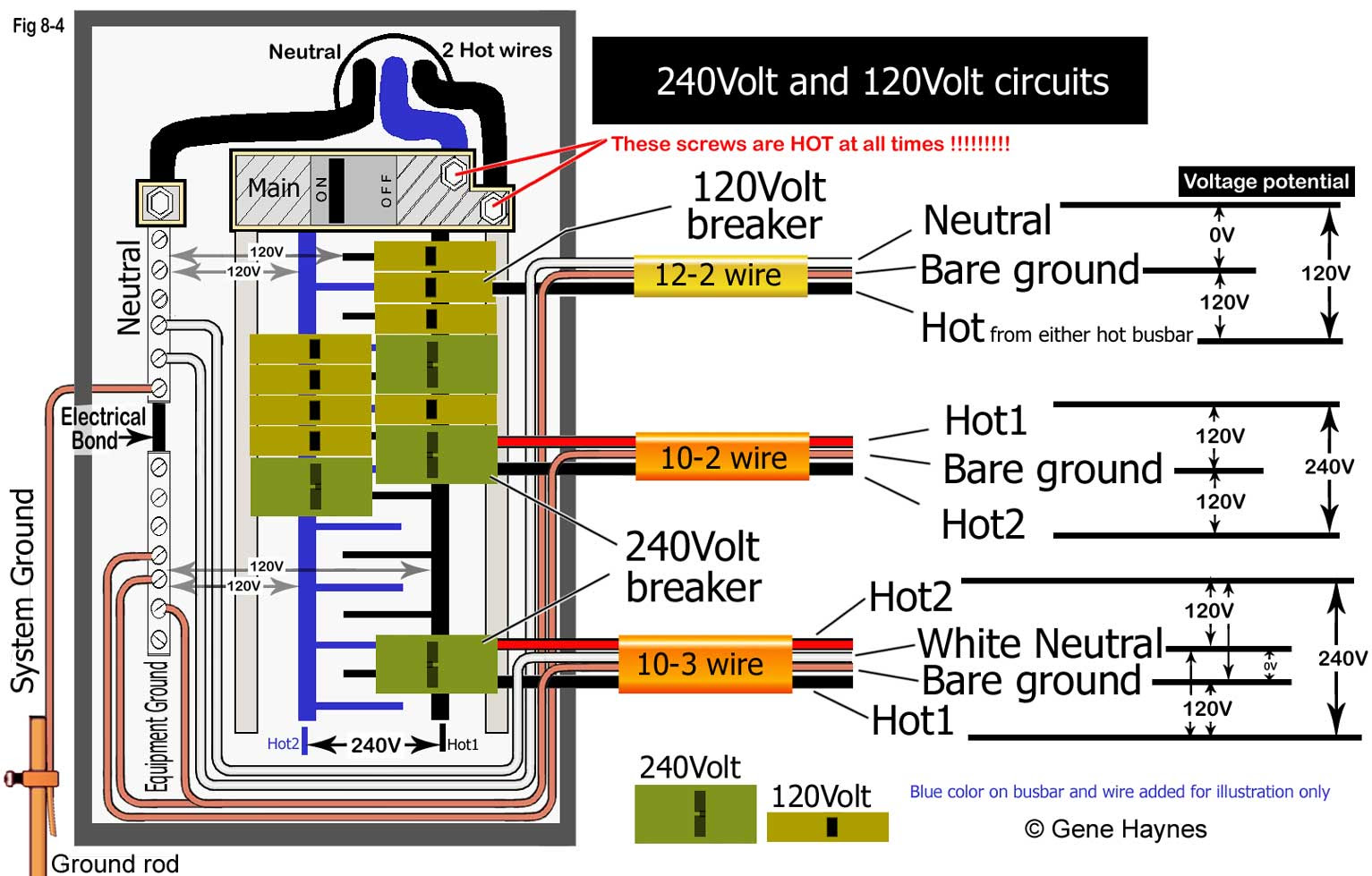 Cac24e3 220 Volt 1 Phase Wiring Diagram Wiring Resources