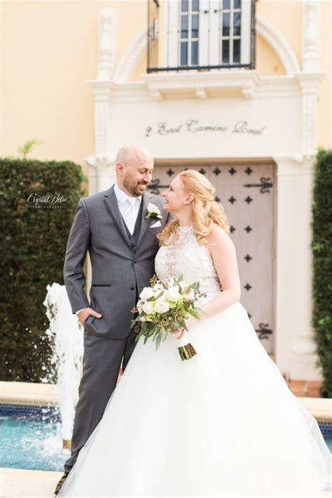 Dreamy Spring Wedding at the Addison in Boca Raton