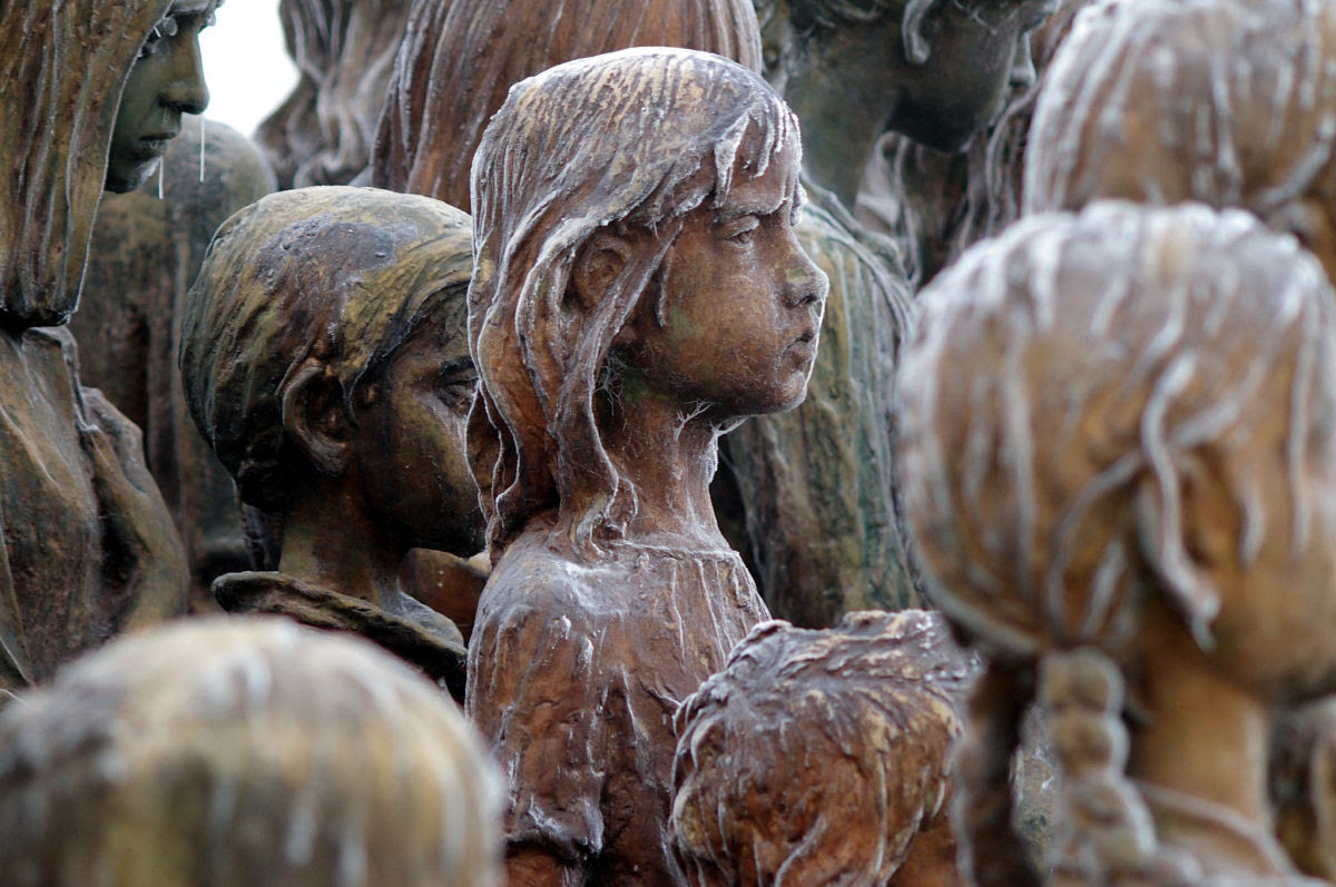 Memorial das Crianças Vítimas de Guerra em Lidice 14
