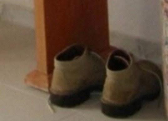 As botas da discórdia