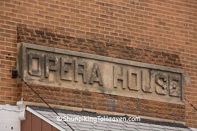 Woodman Opera House, Plainfield, Wisconsin