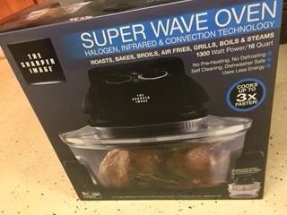 Feasterville Trevose Pa Sharper Image Super Wave Oven