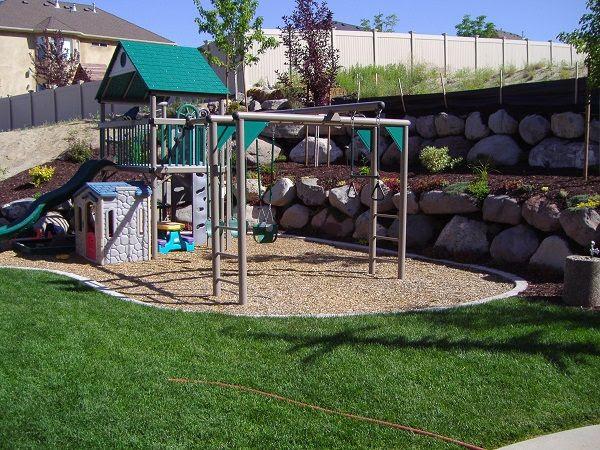 Pinterest backyard ideas for kids