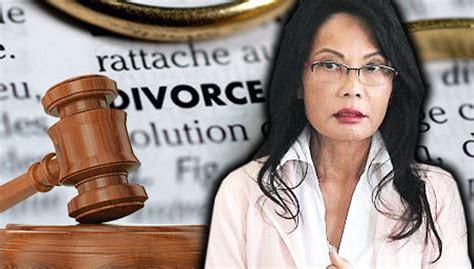 kes cerai jutawan petisyen  malaysia bersifat akademik