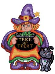 Trick or Treat Witch Kit