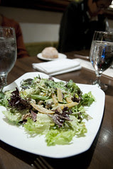 Tavern Green Salad, Uraban Tavern, Hilton San Francico