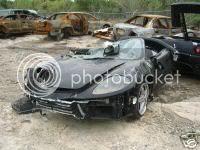 Dany Heatley's Ferrari