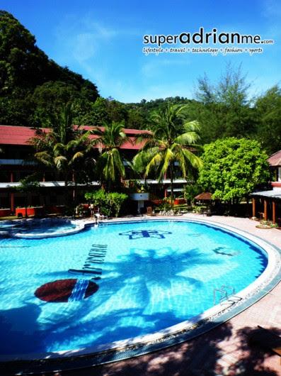 Arwana Eco Resort & Beach Chalet