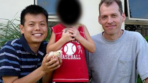 Mark Newton and Peter Truong – Arrested and convicted child molesters