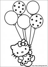 Hello Kitty Coloring Pages On Coloring Bookinfo